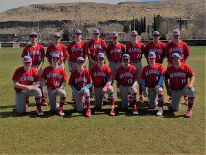 GHS Baseball 2017-18