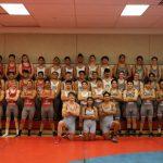 Lancers Wrestling on track for Region Title! 3-0 in region competition