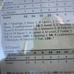 Girls Varsity Softball crushes Summit Academy 24 – 3