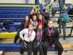 Girls Wrestling Finishes 5th at Inaugural State Tournament