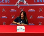 Girls Wrestling has their first ever College Commit in Arleth Antonio!