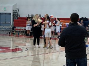 HS Girls Bball Varsity Senior Night – vs. American Heritage – Jan. 30th, 2020