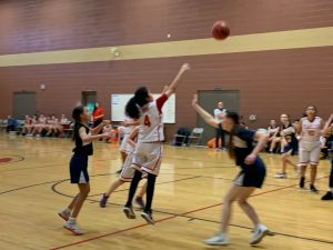 MS Girls Bball A Team – vs. Maeser – Feb. 12th, 2020