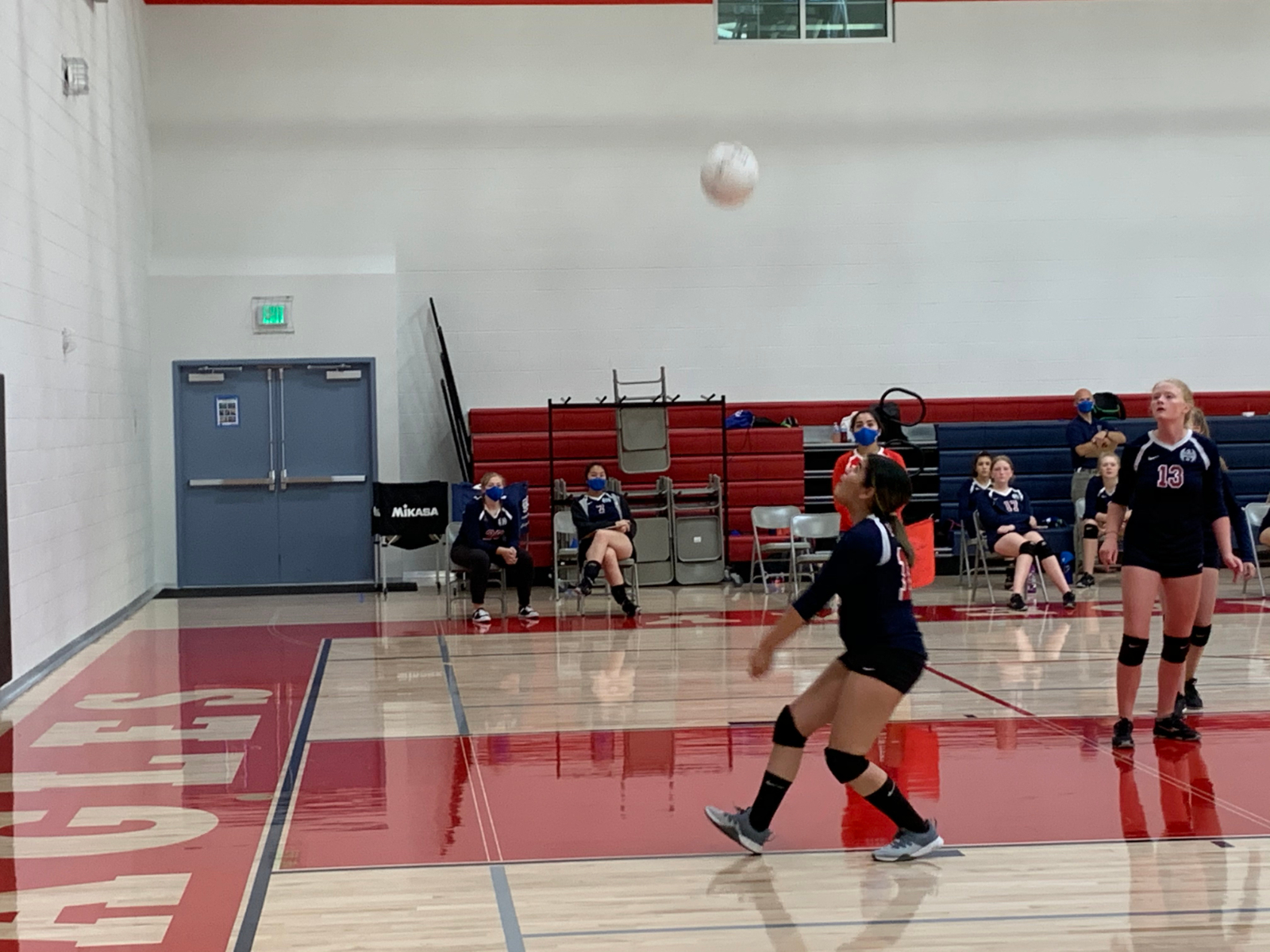 High School Girls Vball JV – vs. Beaver – Aug. 20th, 2020
