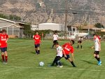 Middle School Boys Soccer vs. APA Draper - Sept. 15th, 2020