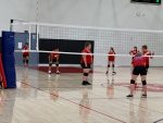 Middle School Girls Volleyball A Team vs Providence Hall - Sept. 16th, 2020