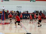 Middle School Girls Volleyball B Team vs Providence Hall - Sept. 16th, 2020