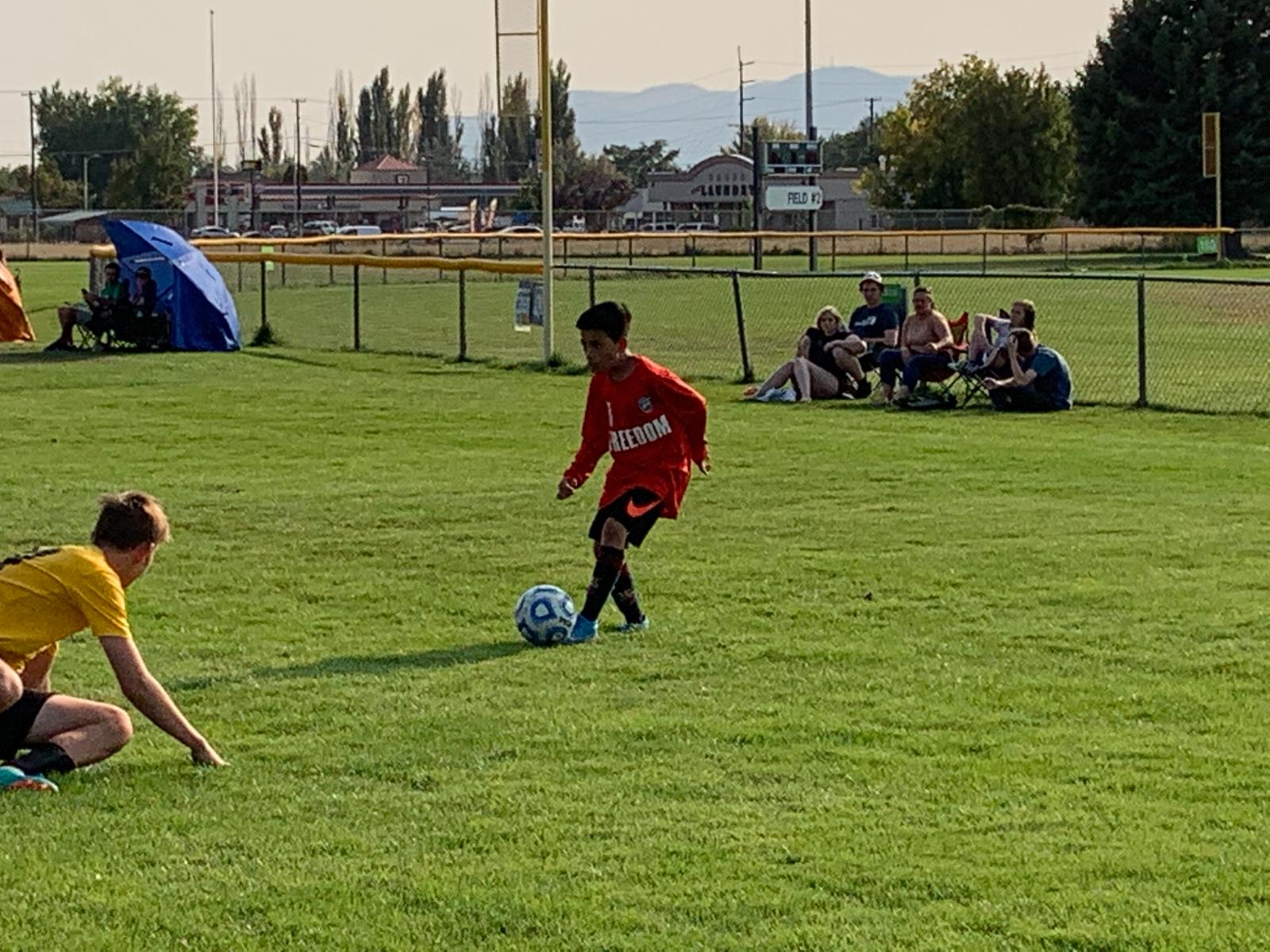 Middle School Boys Soccer vs. Maeser – Sept. 17th, 2020