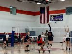 High School Girls Vball Varsity - vs. American Heritage - Sept. 22nd, 2020