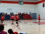 Middle School Girls Volleyball A Team vs Maeser- Sept. 23rd, 2020