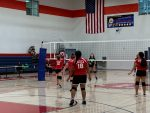 Middle School Girls Volleyball A Team vs Summit Academy - Sept. 28th, 2020