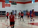 Middle School Girls Volleyball B Team vs Summit Academy - Sept. 28th, 2020