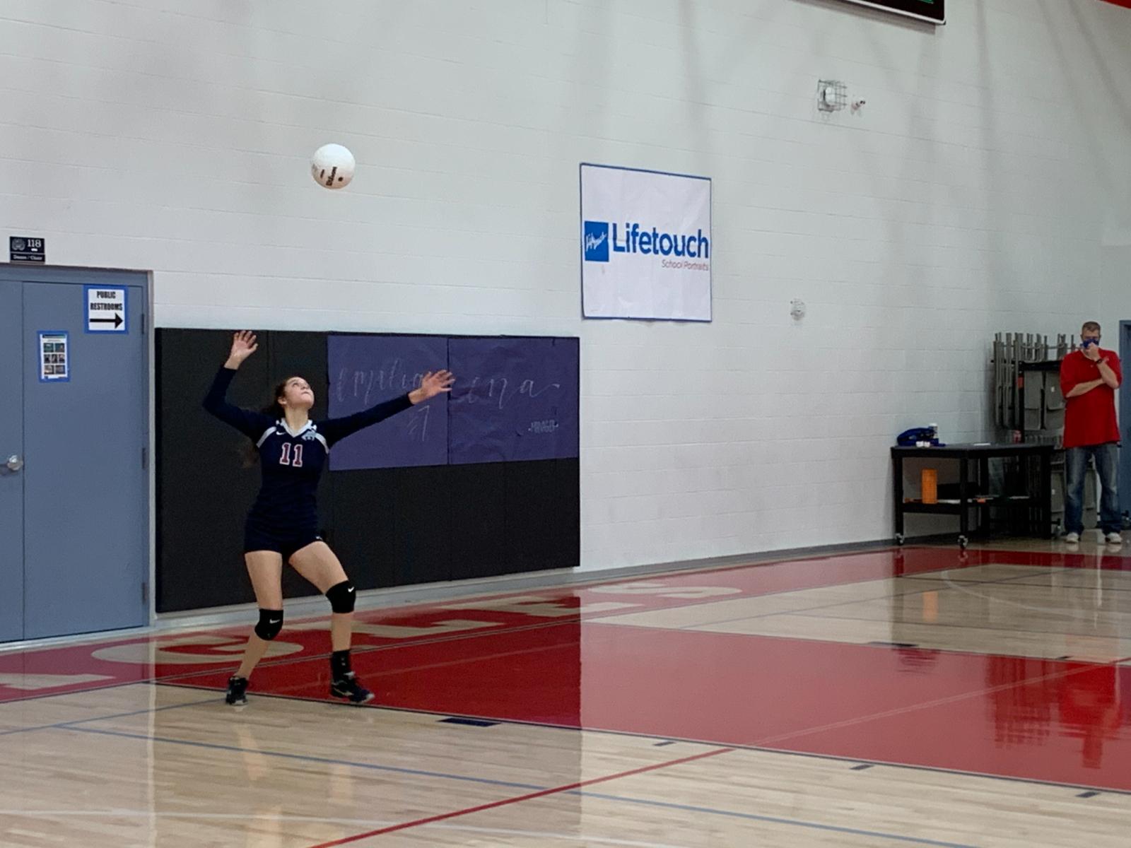 High School Girls Vball Varsity – vs. Altamont – Oct. 24th, 2020