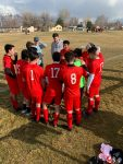 High School Boys Soccer vs Merit - March 16th, 2021