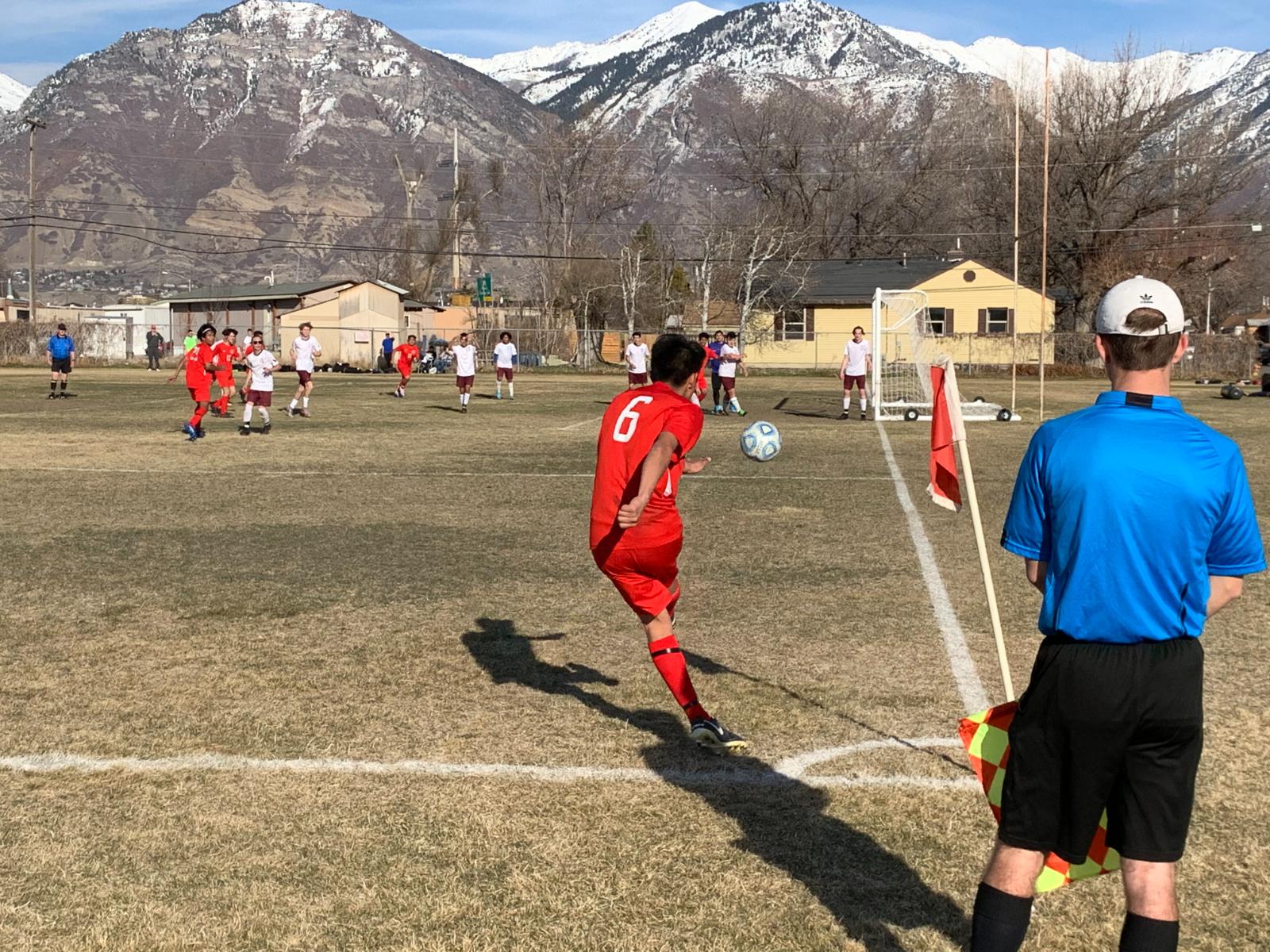 High School Boys Soccer vs APA Draper – March 18th, 2021
