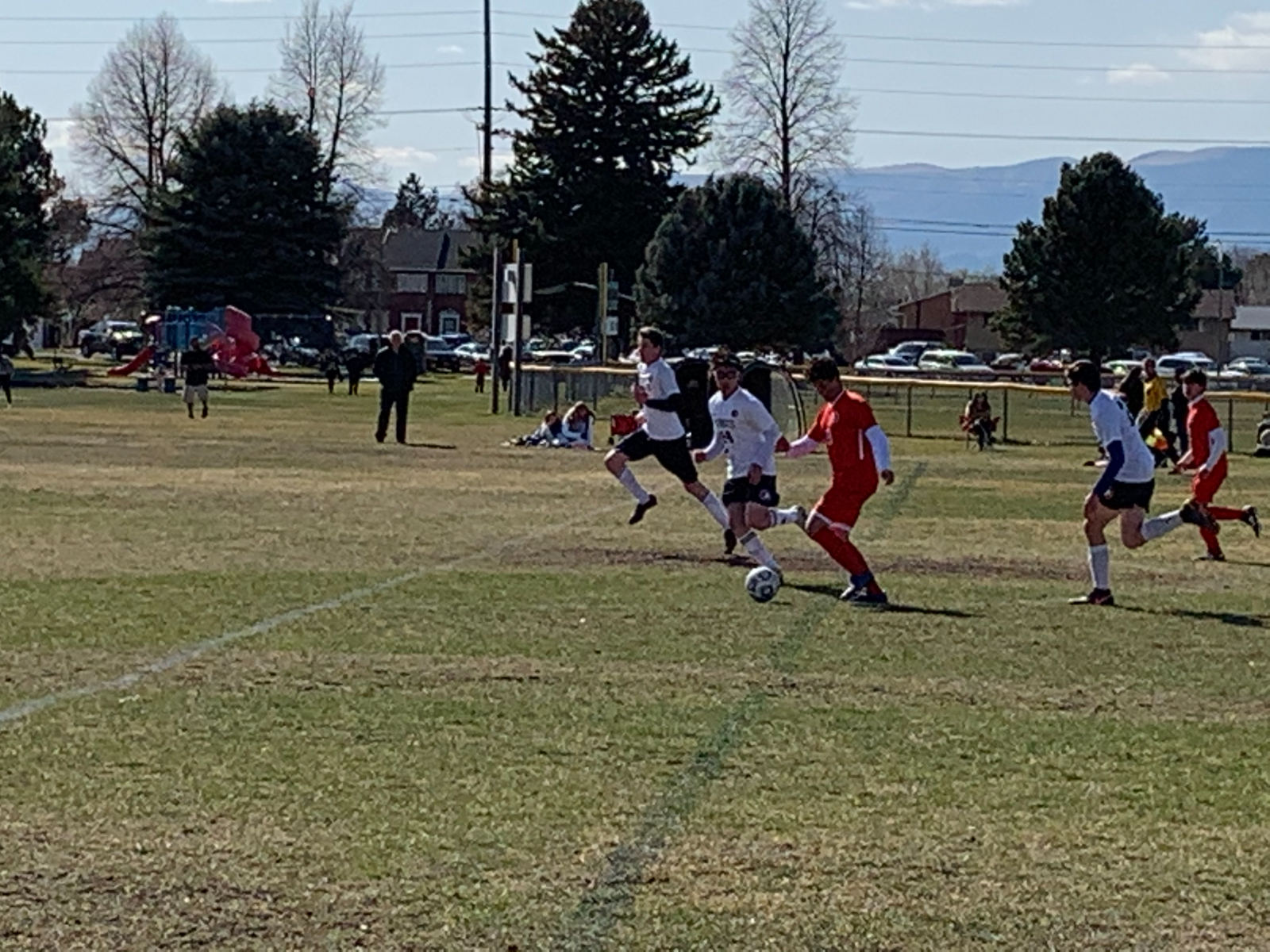 High School Boys Soccer vs American Heritage – March 30th, 2021