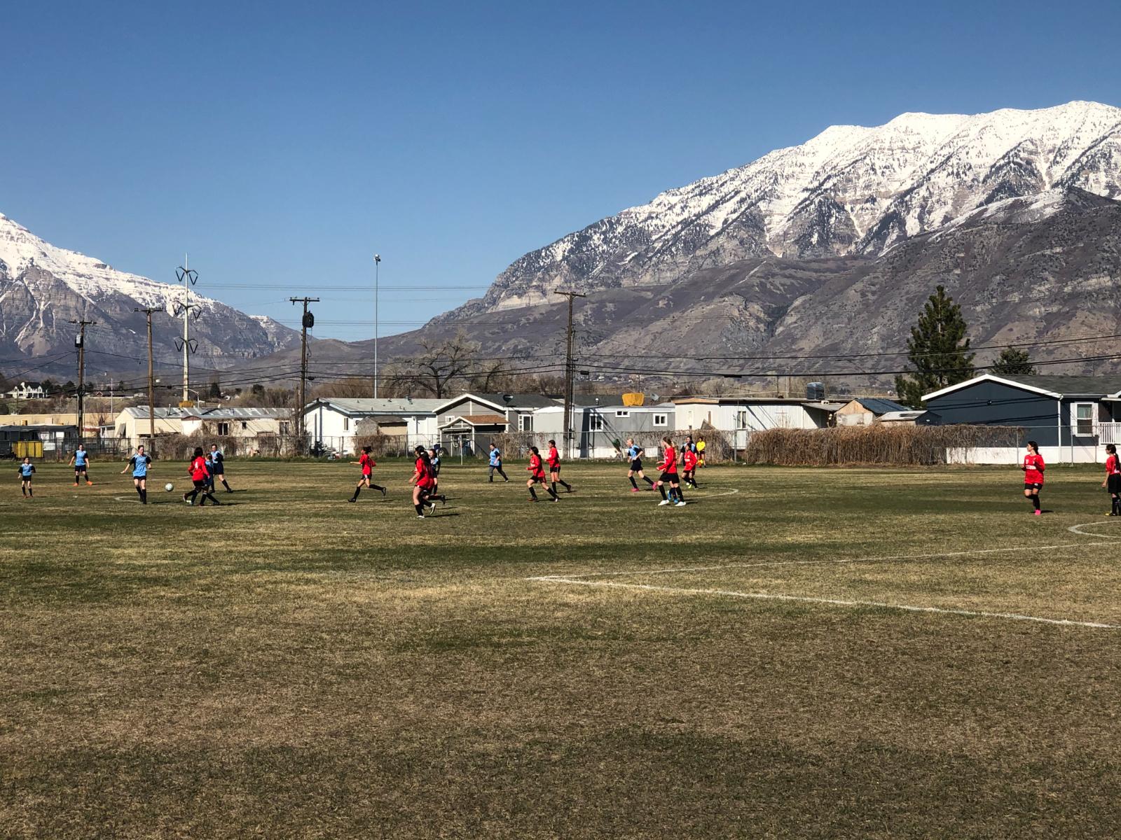 Middle School Girls Soccer vs Summit – March 31st, 2021