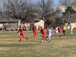 High School Boys Soccer vs Wasatch Academy - April 1st, 2021