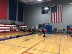 Middle School Boys Volleyball Team vs Monticello(State round 1) – April 21st, 2021