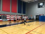 Middle School Boys Volleyball Team vs Draper (State round 2) – April 21st, 2021