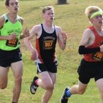 Two Cardington XC Runners Compete at STATE!