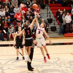 Boys Varsity Basketball falls to Pleasant 62 – 43