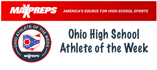 Vote for Casey! Maxpreps Ohio Athlete of the Week!