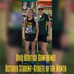 October Student-Athlete of the Month