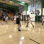 Girls Varsity Basketball falls to Grandview Heights 36 – 34