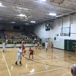 Boys 7th Grade Basketball falls to Southeastern High School-South Charleston 44 – 38