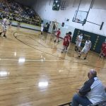 Boys 8th Grade Basketball falls to Southeastern High School-South Charleston 51 – 29