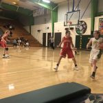 Girls Junior Varsity Basketball falls to Southeastern 40 – 24