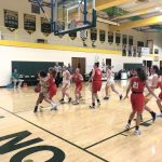 Girls Varsity Basketball defeats Southeastern in Conference Action