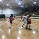 8th Grade Boys Basketball drops home game to Cedarville