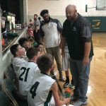 Boys 7th Grade Basketball defeats Cedarville 27 – 17