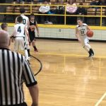 Boys 7th Grade Basketball falls to West Liberty Salem 35 – 13