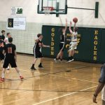 Boys 8th Grade Basketball defeats West Liberty Salem 36 – 24
