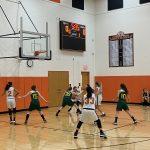 Girls 8th Grade Basketball falls to West Liberty-Salem 39 – 3