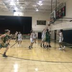 Girls Junior Varsity Basketball falls to Catholic Central 32 – 26