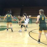 Girls Varsity Basketball falls to Catholic Central 54 – 33