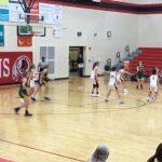 Girls Varsity Basketball falls to Cedarville 29 – 19