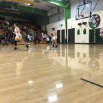 Girls Varsity Basketball beats Cedarville 50 – 40