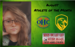 Dodds Earns OHC August Player of the Month