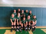 Girls 7th Grade Volleyball Finishes Season Undefeated as OHC South Champions