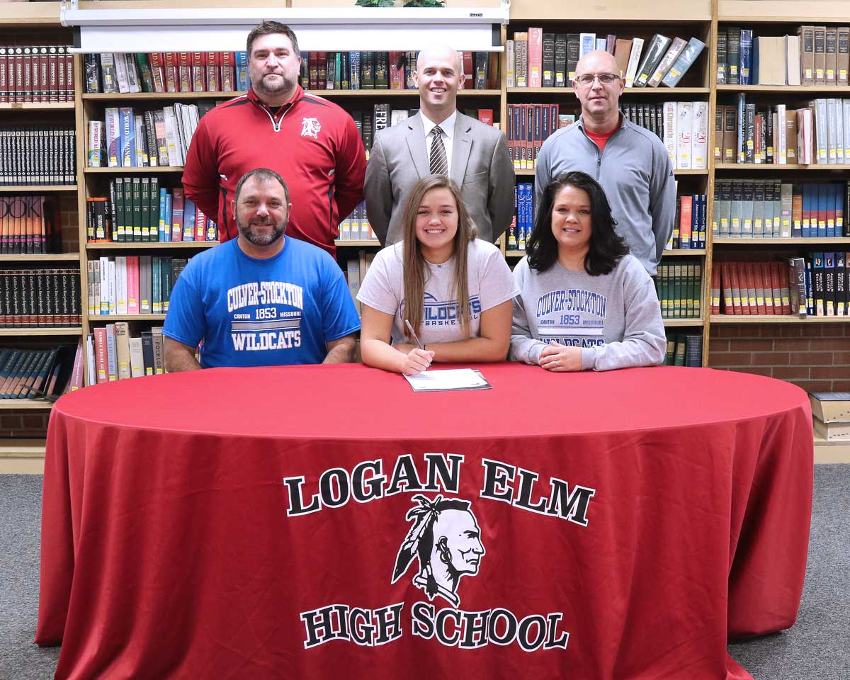Megan Diehl Signs with Culver-Stockton College
