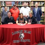 Sydney Reeser signs with the University of Rio Grande