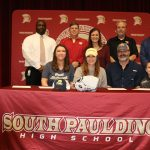 Congratulations to Ansley Jarvis on signing with Truett McConnell to play softball!
