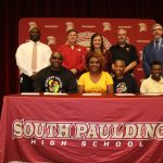Congratulations to Peyton Martin on signing with Benedict College to play softball!