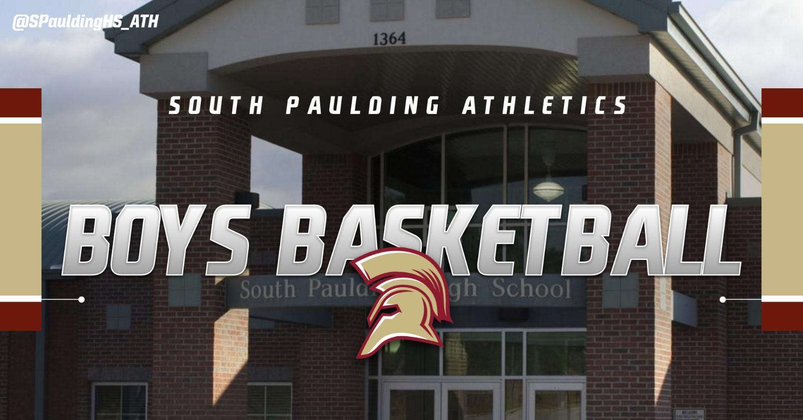 9th Grade & JV Boys Basketball vs. Paulding Co. HS – Cancelled