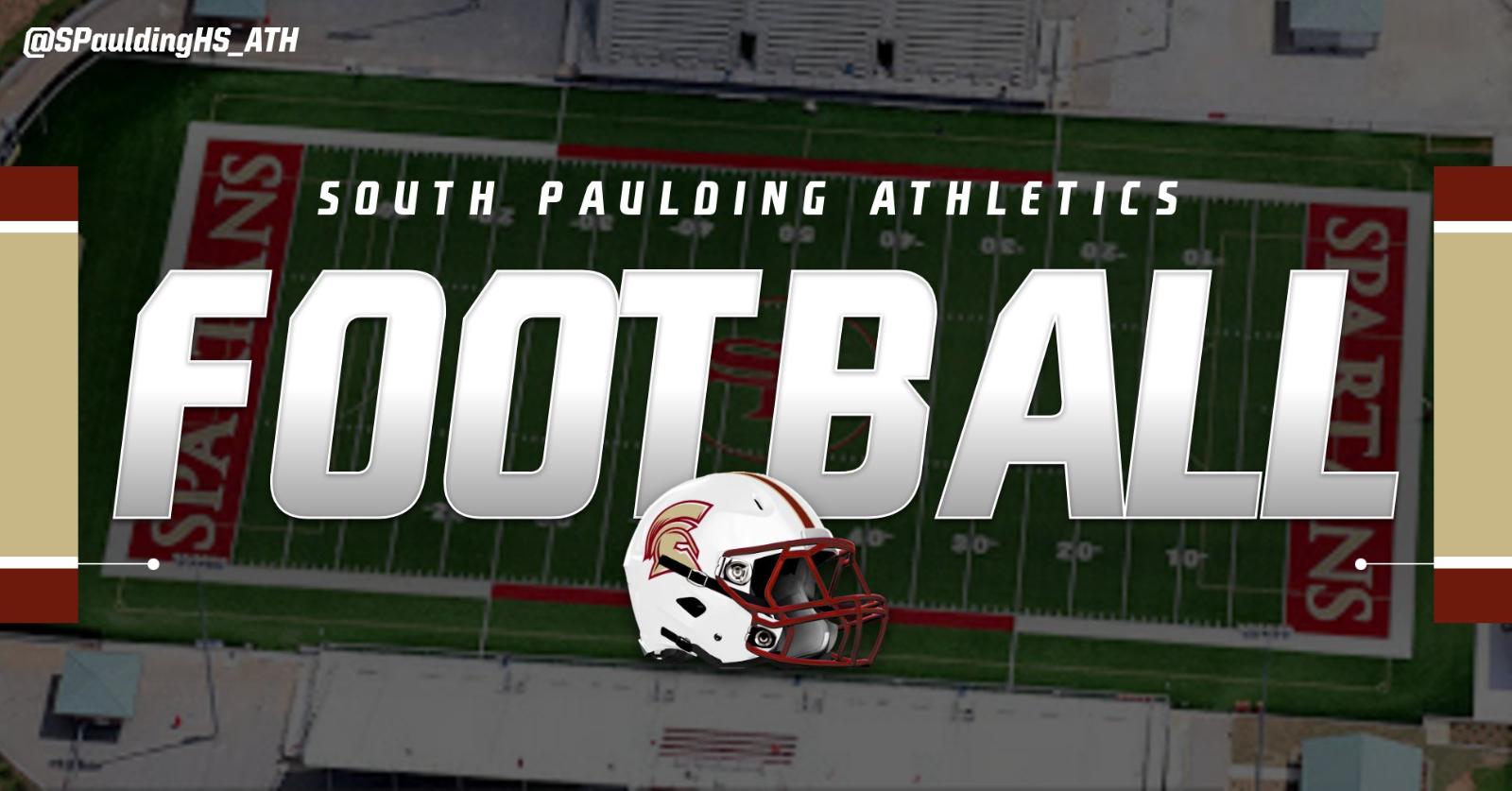 JV Football vs. Cartersville  9/17 – Postponed